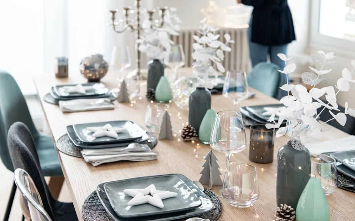 Natale 2019 con Maison du Monde, come apparecchiare la tavola