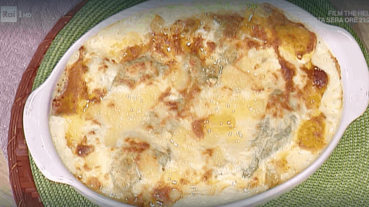 persegani lasagne
