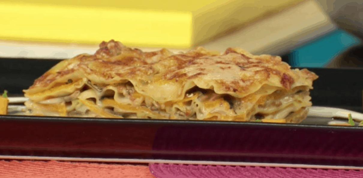 i fatti vostri lasagne pettinella
