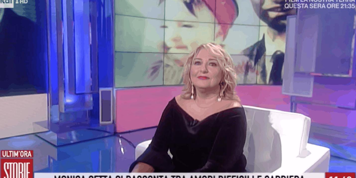"""Monica Setta a Storie Italiane: """"Credevo che mio padre fosse eterno"""" (Foto)"""