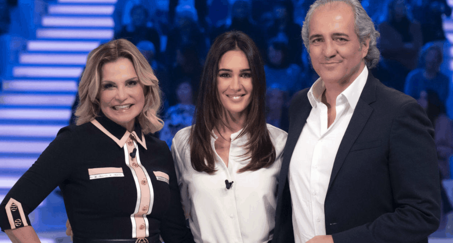 """Simona Ventura e Giovanni Terzi a Verissimo, il giornalista confessa: """"Mi ha salvato la vita"""""""
