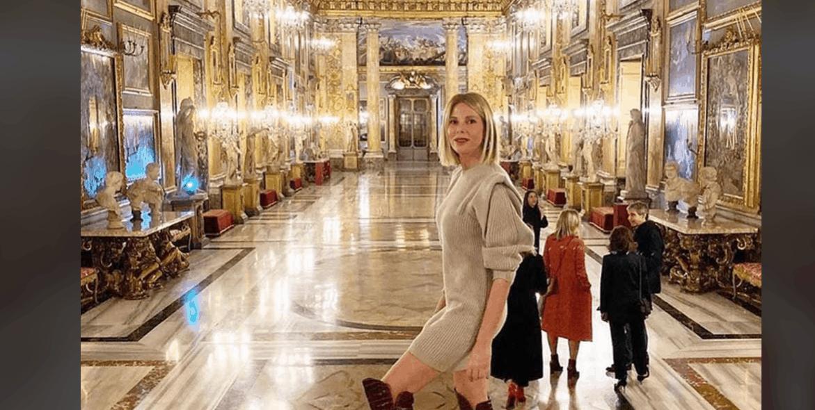 Alessia Marcuzzi compleanno