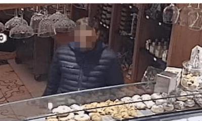 natale giunta denuncia ladro su Facebook