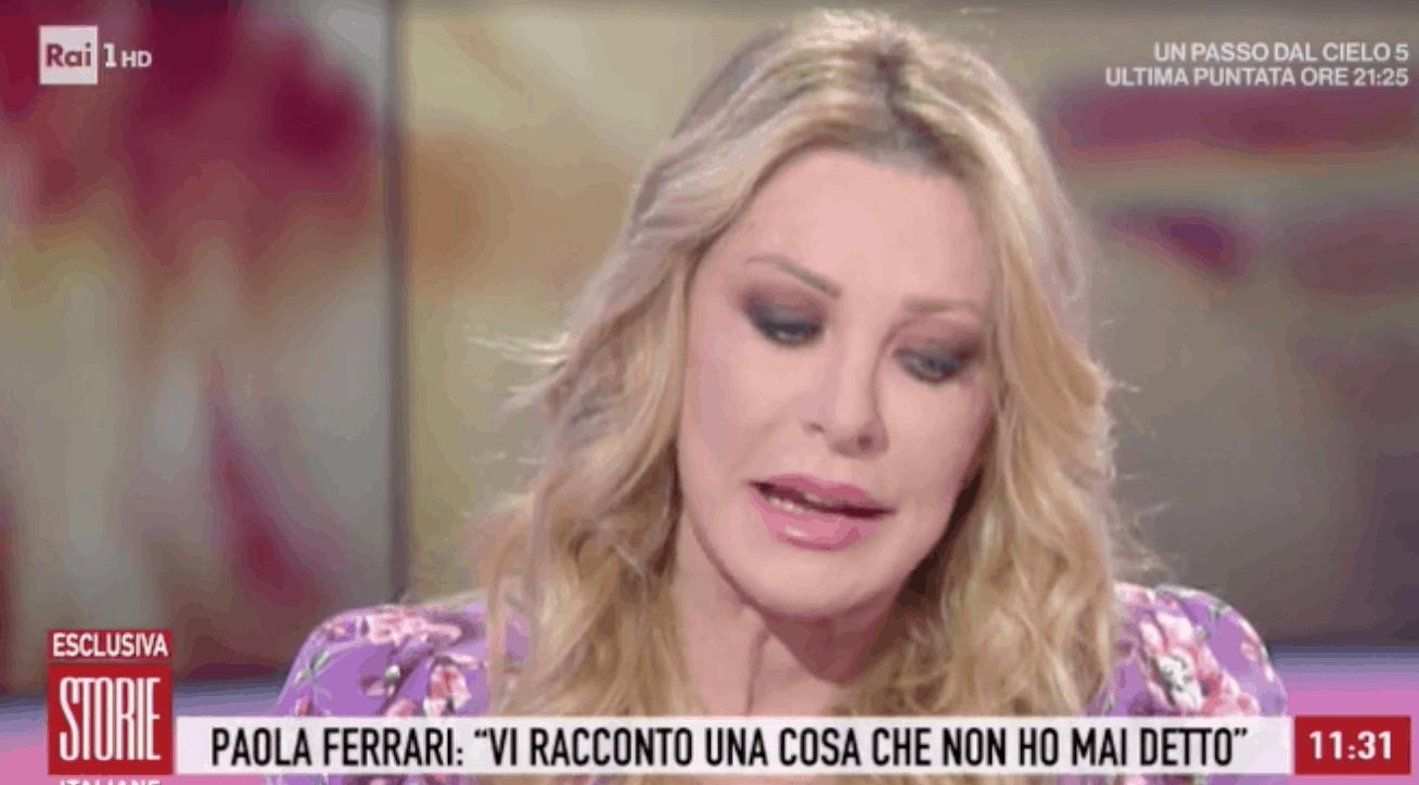 Paola Ferrari fratello