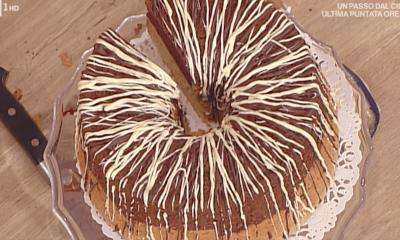torta bicolore ricette la prova del cuoco
