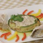 ricette all'italiana branzino e melanzane