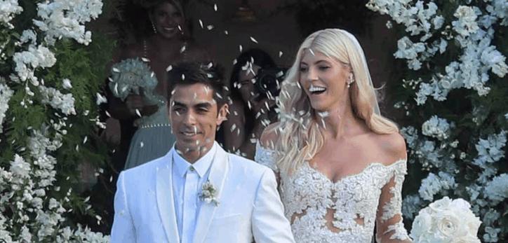 le nozze di Devon windsor