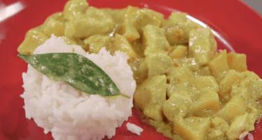 ricette all'italiana pollo al curry di anna moroni