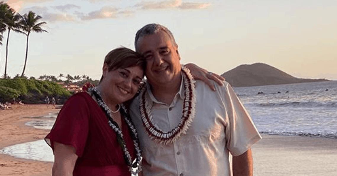 Matrimonio bis per Benedetta Rossi, la famosa cuoca ha sposato per la seconda volta suo marito alle Hawaii (Foto)