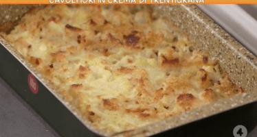 ricette all'italiana cavolfiore