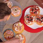 pizzette ricetta Renato bosco