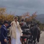 nicoletta romanoff sposa