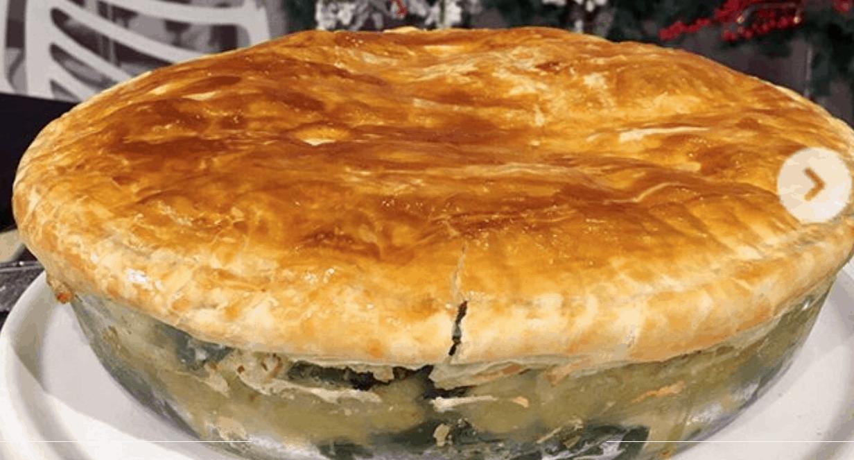La ricetta Detto Fatto del timballo pugliese di Matteo Torretta