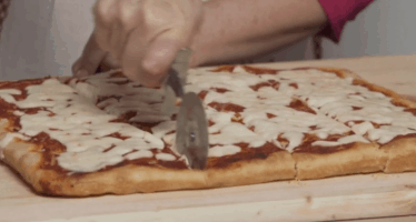fatto in casa per voi pizza