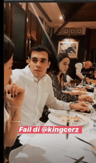 La festa di compleanno di Aurora Ramazzotti, la cena con famiglia e amici (Foto)