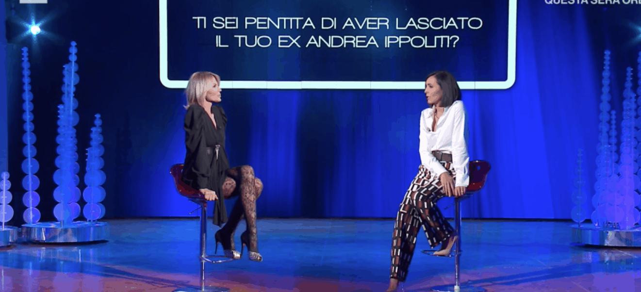 Nathaly Caldonazzo a Vieni da me, la sua storia tossica con Andrea Ippoliti (Foto)