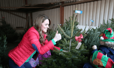 Kate Middleton look per natale