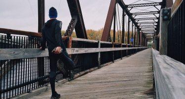 camminare al freddo, benefici