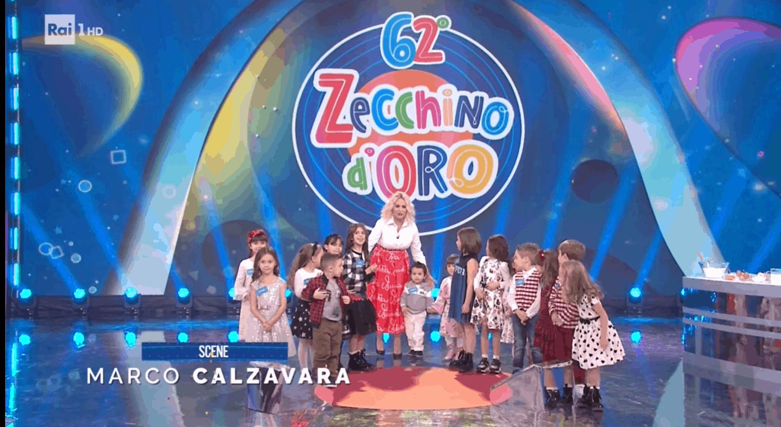 """Antonella Clerici inaugura lo Zecchino d'Oro: """"Felice di essere qui, di ricominciare da qui"""""""