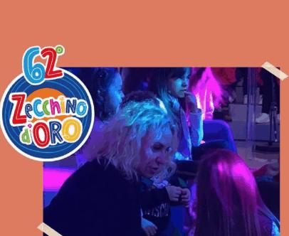 Antonella Clerici canta, balla e si diverte pronta per Lo Zecchino d'Oro (Foto)