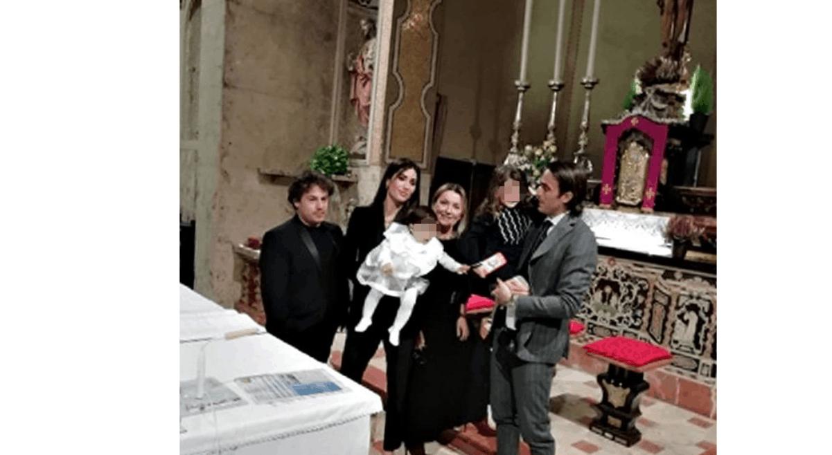 battesimo Beatrice matri