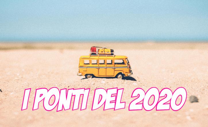giorni festivi 2020