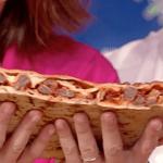 pizza ripiena la prova del cuoco