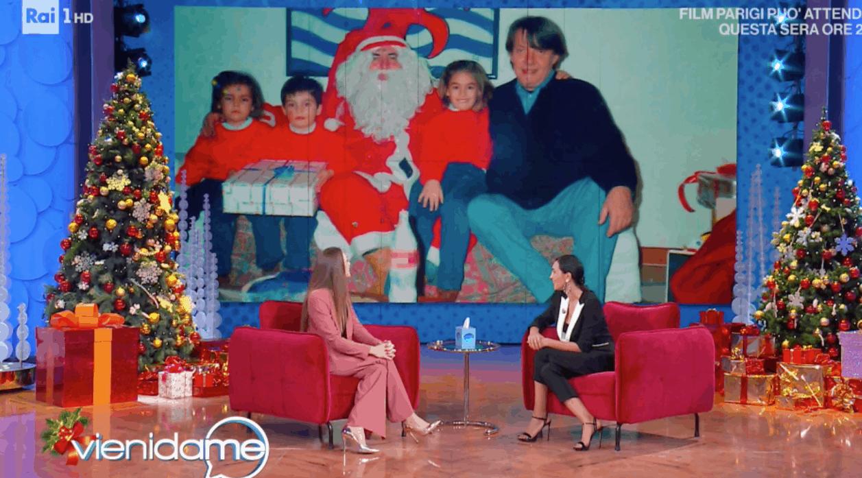 Fabrizia De Andrè a Vieni da me, una famiglia con tanti screzi ma anche tanti ricordi meravigliosi (Foto)