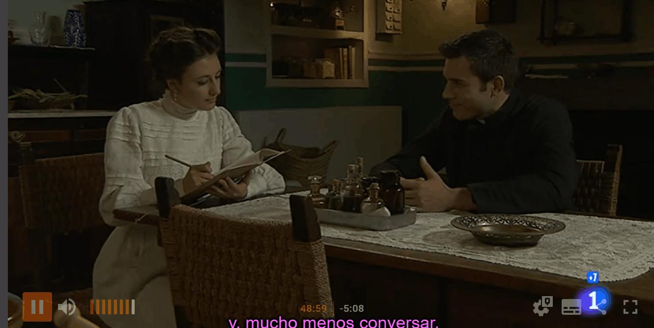 Una vita anticipazioni: Samuel ha bisogno di sposare Lucia e anche il prima possibile