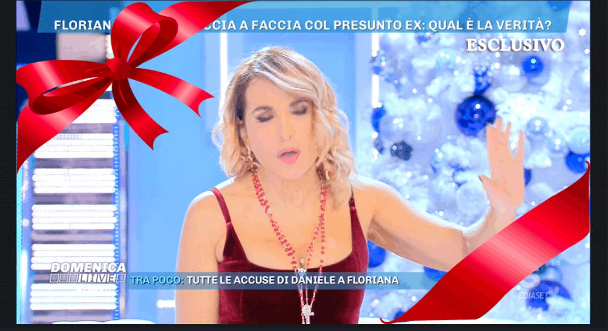 La pausa natalizia per i programmi di Barbara d'Urso: Pomeriggio 5, Domenica Live e Live-Non è la d'Urso pronti a chiudere i battenti