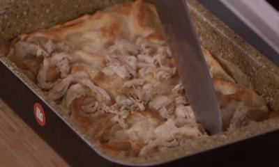 ricette all'italiana lasagna in brodo