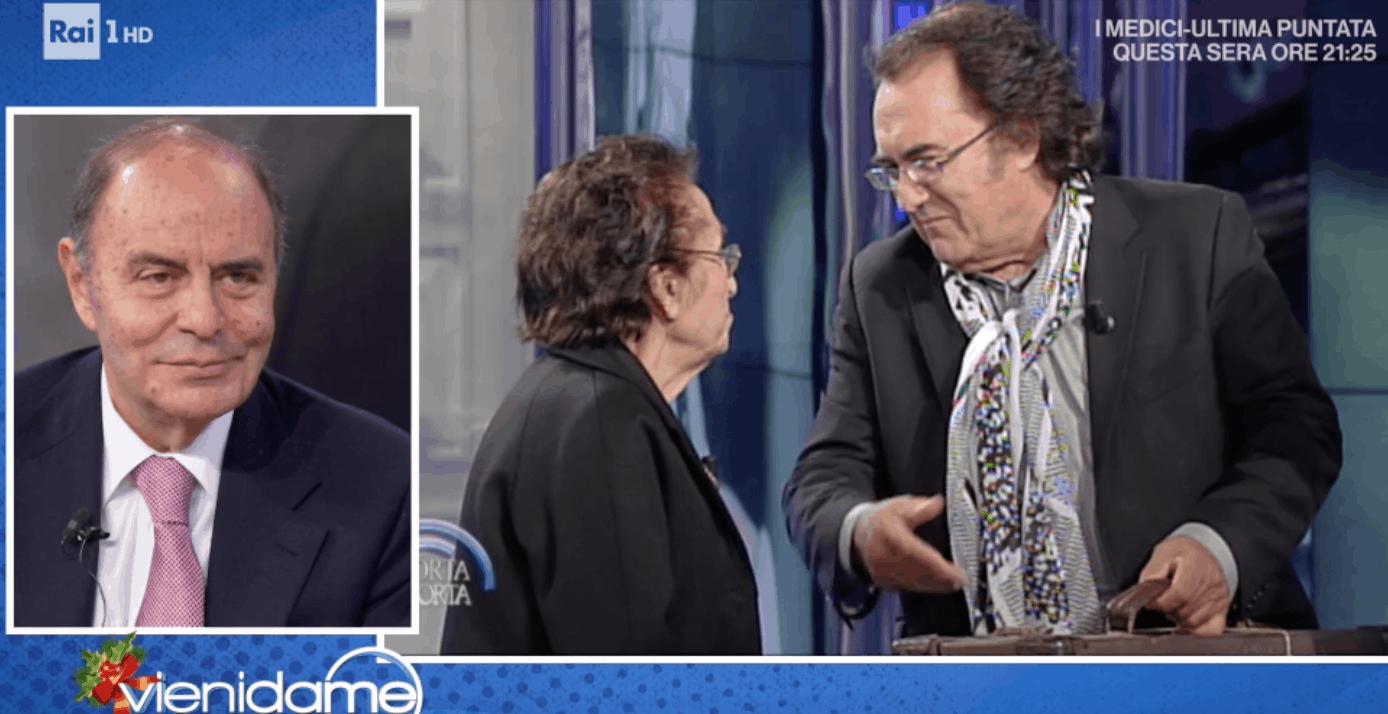 """A Vieni da me l'omaggio alla mamma di Al Bano: """"Ciao Signora Jolanda"""" (Foto)"""