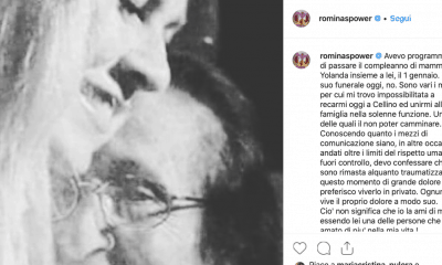 la mamma di al bano e Romina power
