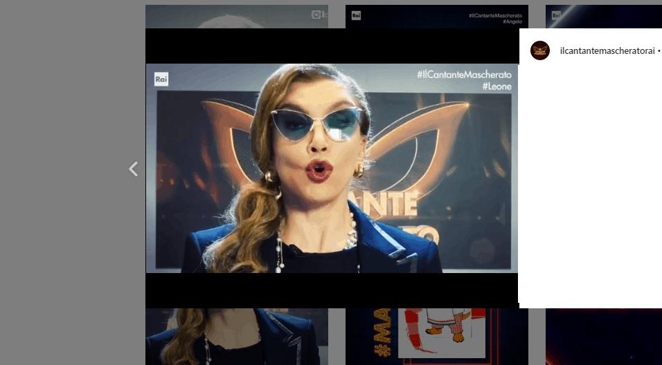 Il cantante mascherato, Milly Carlucci presenta i protagonisti: maschere e indizi