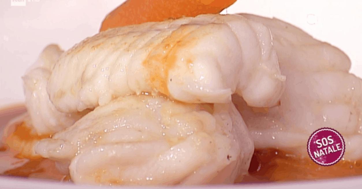 Pascucci per la vigilia di Natale prepara la rana pescatrice in zuppetta, le ricette SOS La prova del cuoco