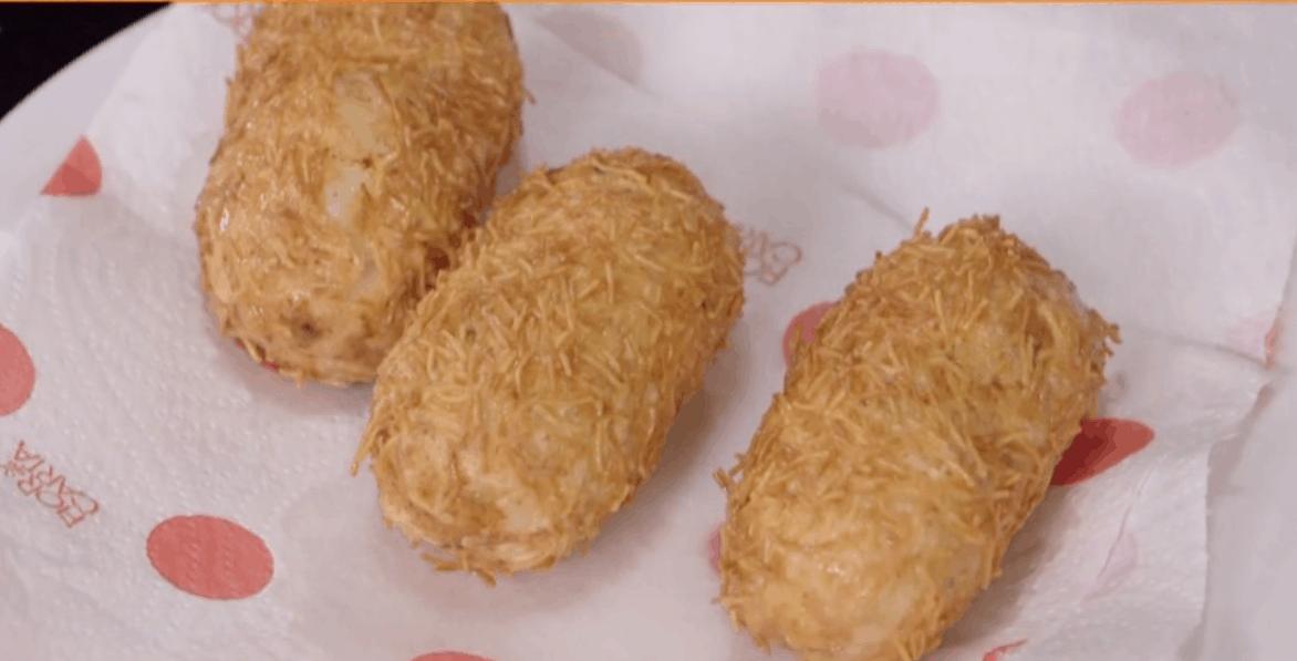 Ricette all'italiana: crocchette di pesce in crosta, la ricetta di Anna Moroni col branzino