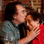 al bano Carrisi e la mamma