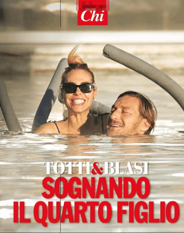 Ilary Blasi e Totti si rilassano nella spa, un fine settimana senza figli (Foto)
