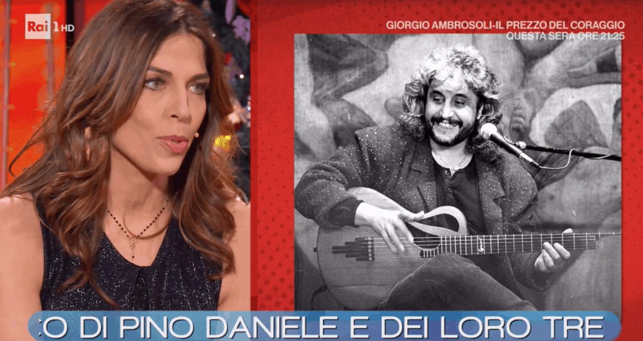 Fabiola Sciabbarrasi a Vieni da me, la crisi con Pino Daniele: Resta l'amore intorno