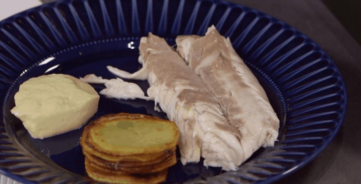 ricette all'italiana spigola al sale