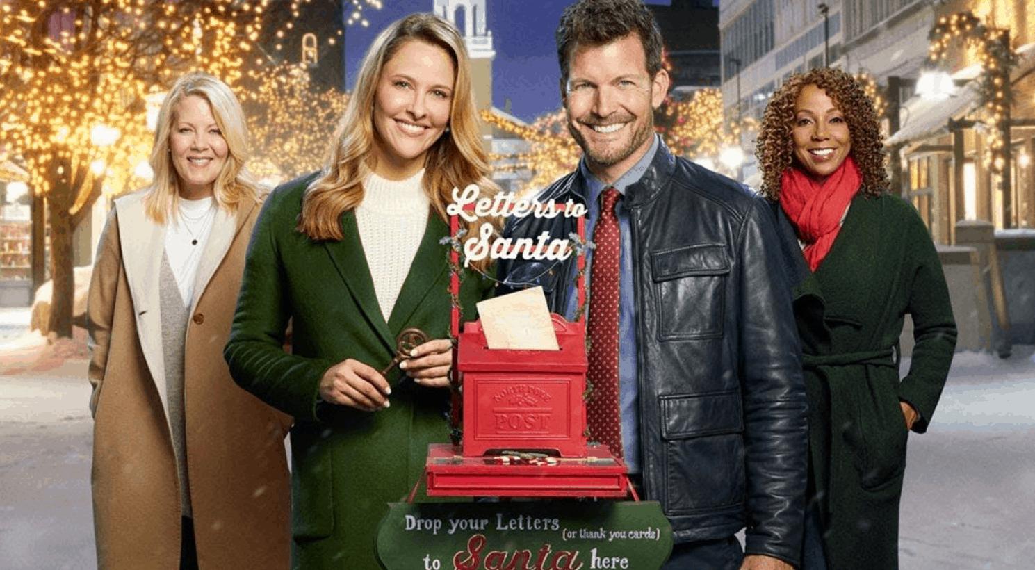 Film di Natale in tv, Natale a Evergreen-La lettera perduta su Rai 2: la trama