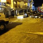 San Martino Valle Caudina: il maltempo costringe i vigili del fuoco a evacuare 300 persone