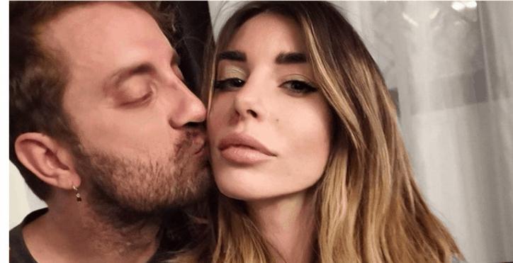 Bianca Atzei incinta? Stefano Corti risponde a modo suo