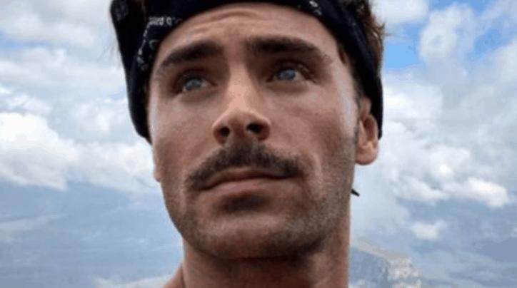 Zac Efron rischia la morte durante le riprese di