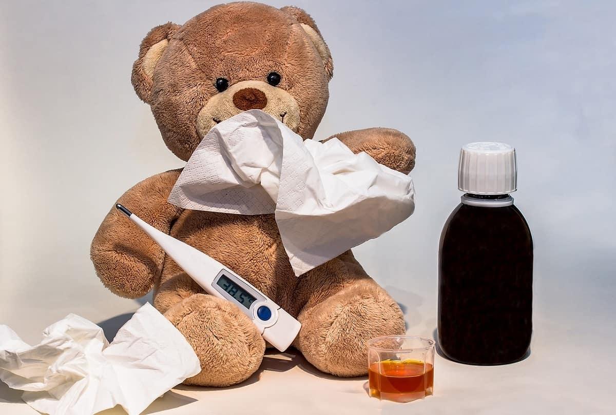 bambini febbre