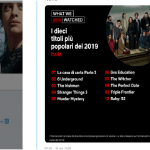 classifica netflix 2019