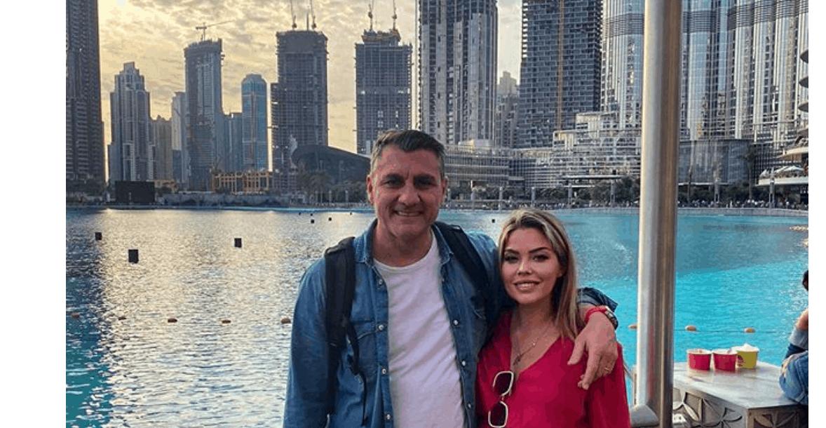 Costanza Caracciolo col pancione a Dubai è grata per il suo Capodanno con la figlia e Bobo Vieri (Foto)