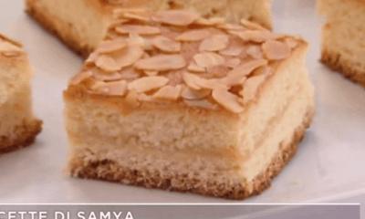 torta delicata al burro samya