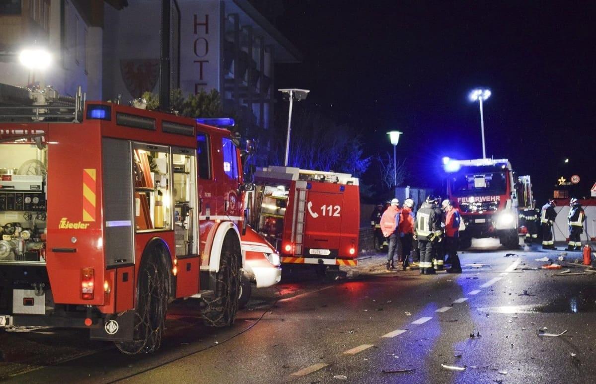 incidente valle aurina turisti tedeschi