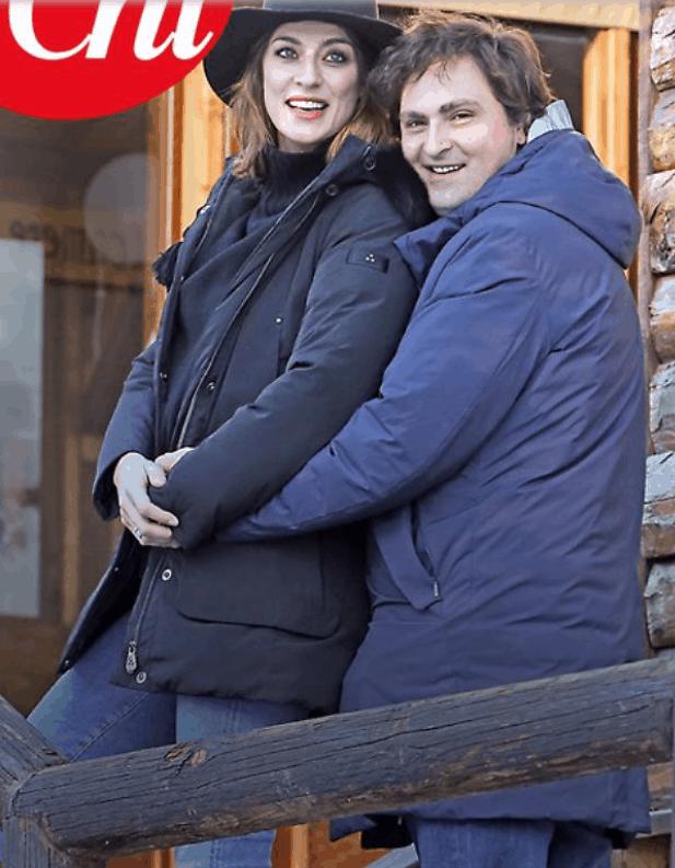 Elisa Isoardi a casa della mamma con Alessandro Di Paolo per le presentazioni (Foto)